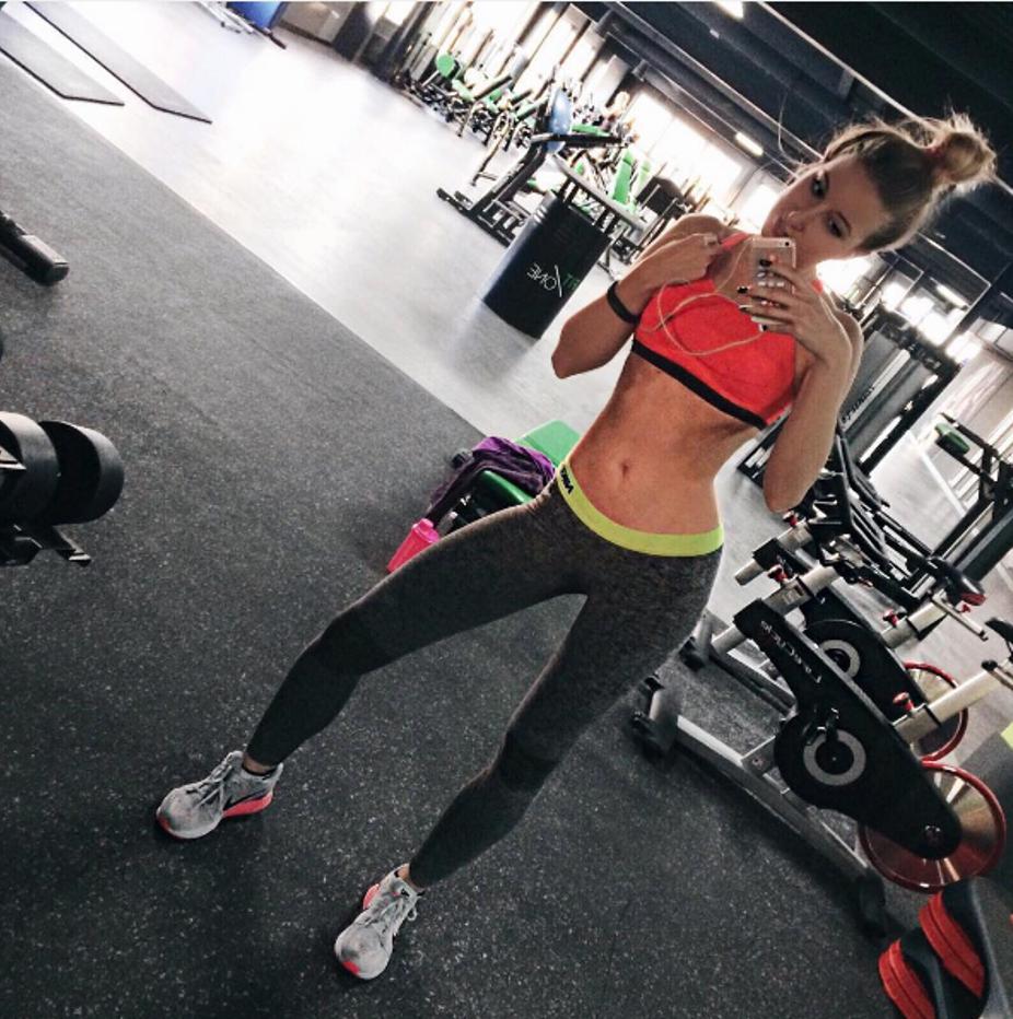 Deutsche Fitness Influencer