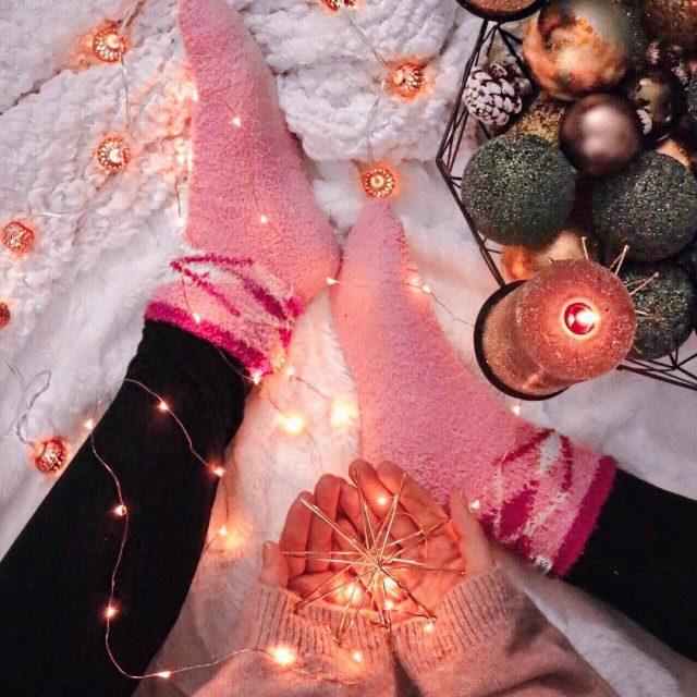 Ich liebe Lichterketten im Winter Seid ihr auch so groehellip