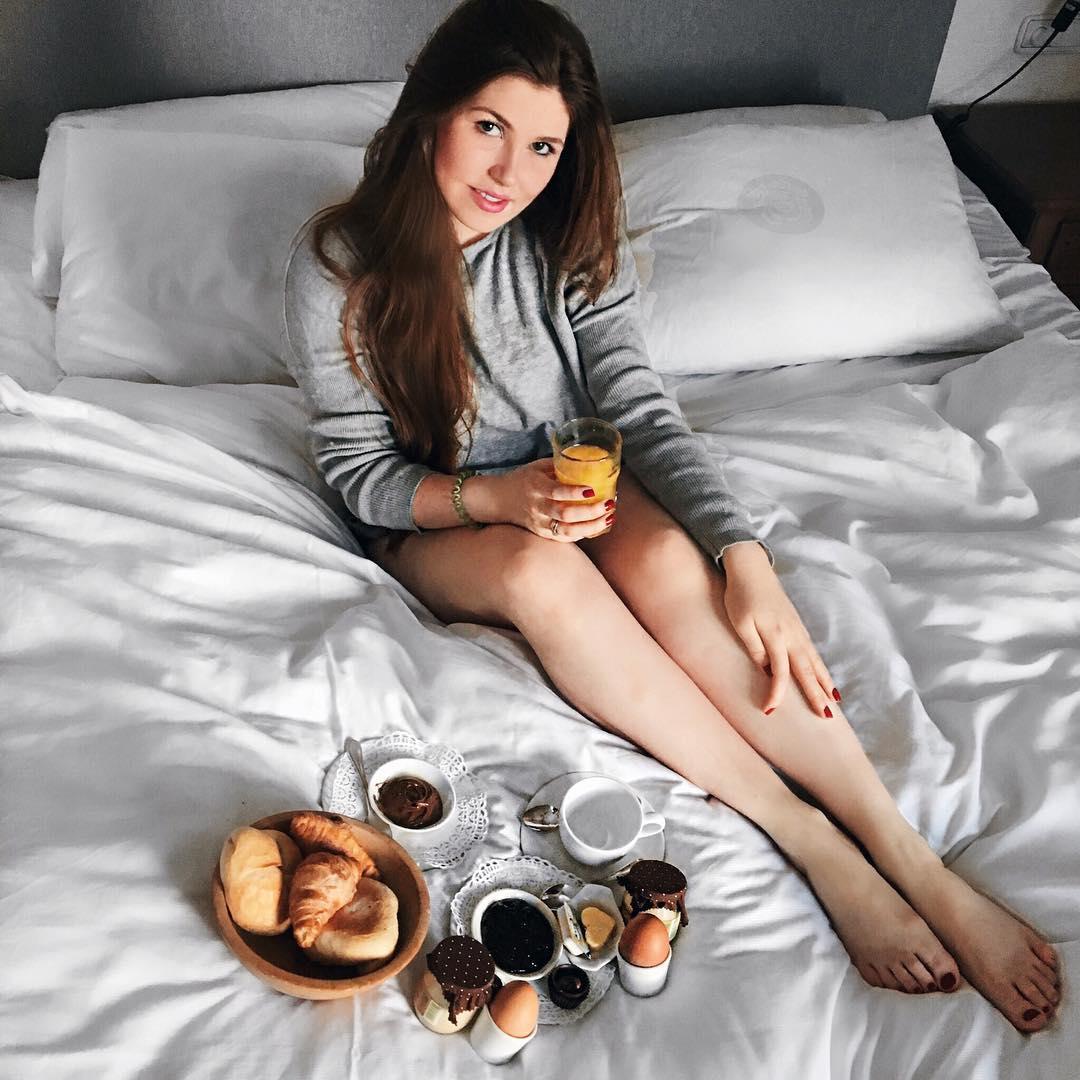 Frühstück im Bett, Breakfast in Bed, Hotelservice, Hotel Achenkirch, Posthotel Achenkirch, Wellness Hotel Tirol, Wellness Österreich