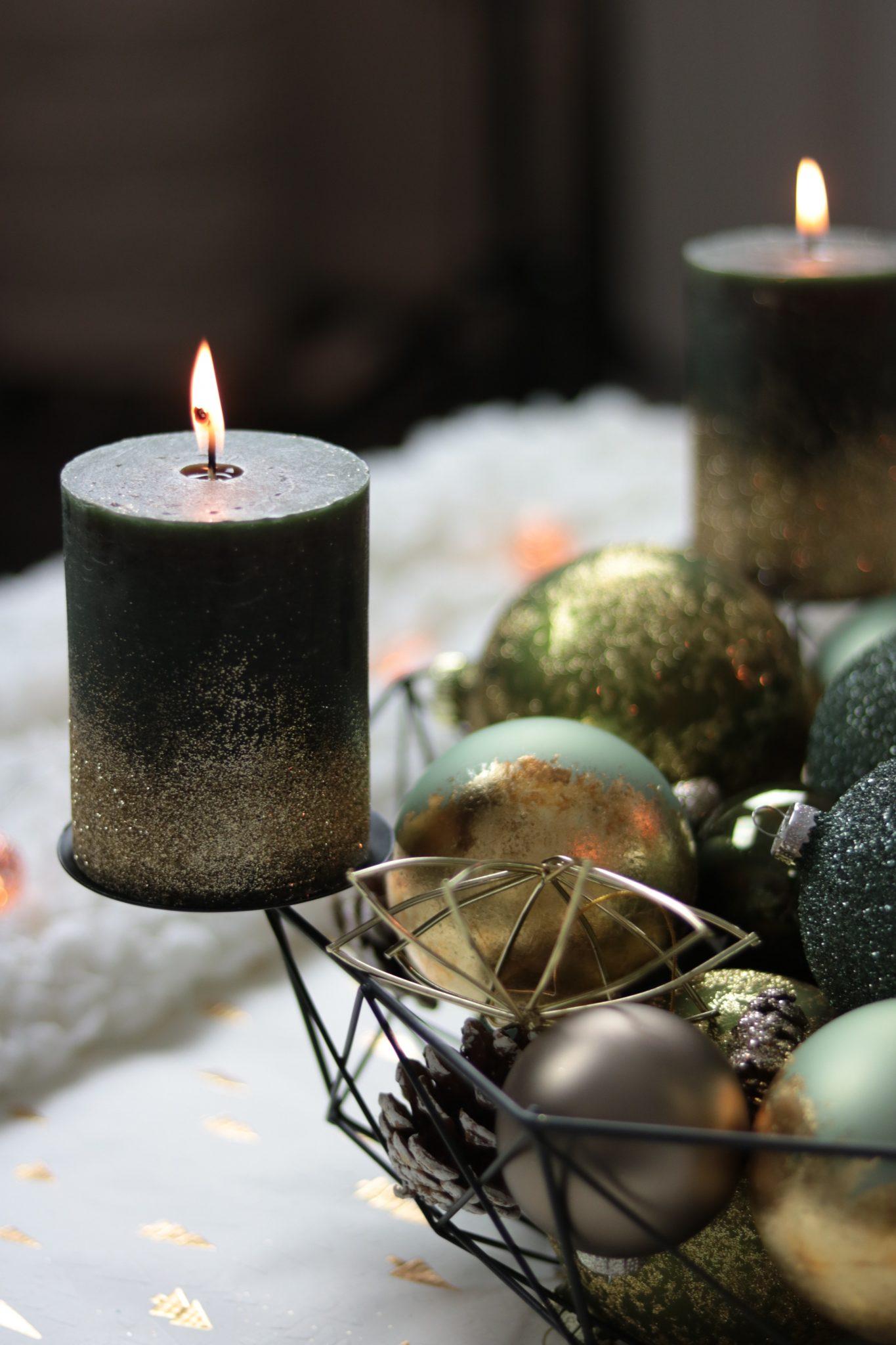 adventskranz selber machen ideen diy